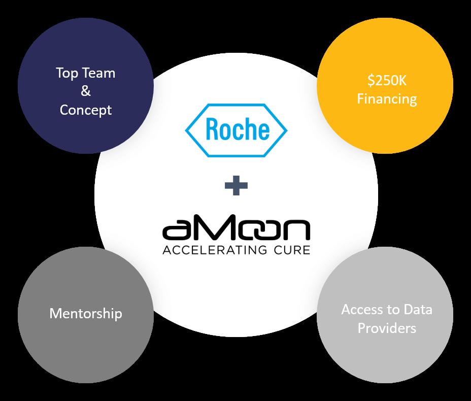 Roche & aMoon Program Benefits